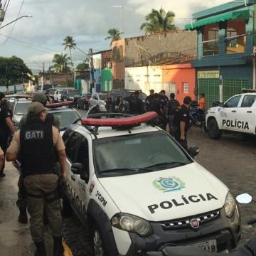 Em Pernambuco, 95% das mortes violentas foram de homicídios dolosos