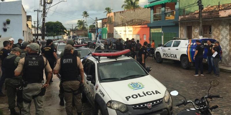 Os dados foram contabilizados pelo Monitor da Violência, uma parceria do G1 com o Núcleo de Estudos da Violência da Universidade de São Paulo,e o Fórum Brasileiro de Segurança Pública
