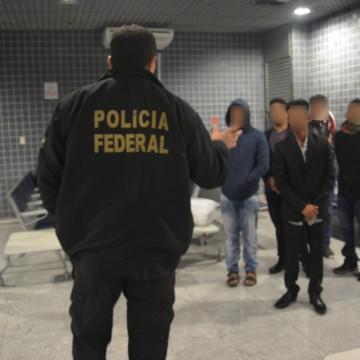 Cidadãos de Bangladesh são detidos no Aeroporto do Recife