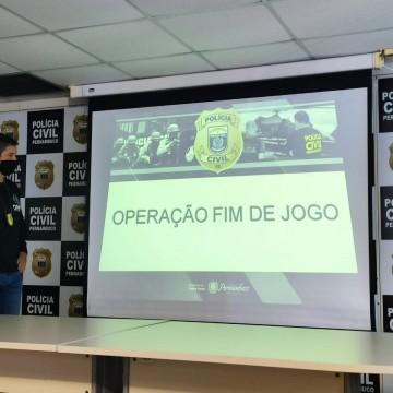 Operação da Polícia Civil investiga esquema de corrupção na prefeitura de Palmares