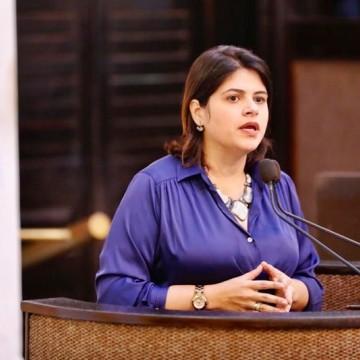Priscila Krause cobra ao governador medidas voltadas para o setor produtivo do estado