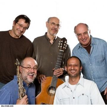 Quinteto instrumental Pau Brasil lança álbum infantil