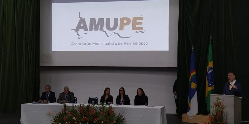 O evento conta com a palestra do Ministro do Tribunal Superior Eleitoral, Tarcísio Vieira de Carvalho