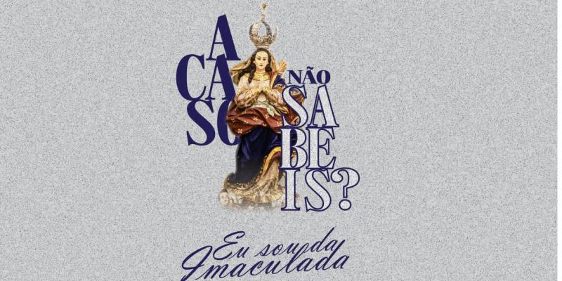 """O tema deste ano é """"Maria, a virgem da escuta obediente da Palavra do Senhor"""""""