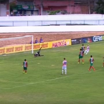 Náutico vence Petrolina no Estádio Paulo Coelho