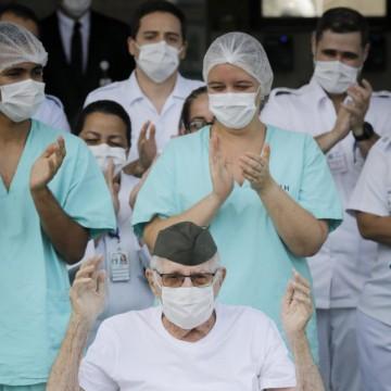Pernambuco tem 74% dos pacientes da Covid-19 curados