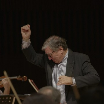 Vida eterna ao maestro Rafael Garcia - exemplo de talento, empenho e generosidade