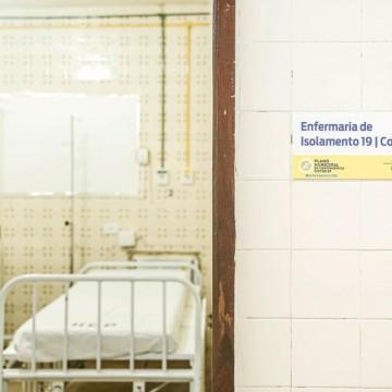 Recife anuncia a abertura de novos leitos para a Covid-19