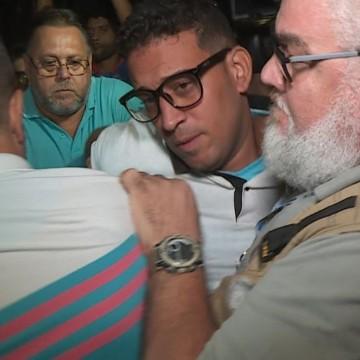 Suspeito de jogar soda cáustica no rosto da ex-mulher é preso no Recife
