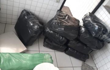 PRF apreende 116 kg de maconha em São Caetano