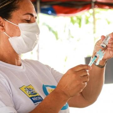 Recife amplia campanha de vacinação contra a gripe para todos os moradores da cidade