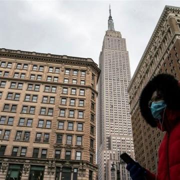 Isolada em Nova York