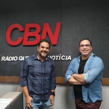 CBN Total segunda-feira 11/10/2021