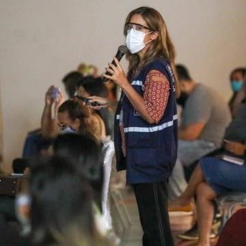 Vigilância Sanitária do Jaboatão orienta escolas particulares sobre cuidados para volta às aulas