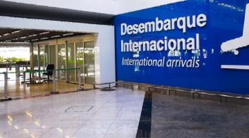 Brasil libera entrada de estrangeiros em todos os aeroportos