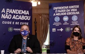 Pernambuco deve receber novas doses de vacinas nesta sexta-feira (23)