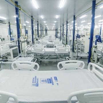 Recife desativa maior hospital de campanha da cidade