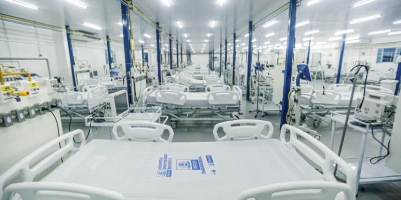 A desmobilização completa da unidade deverá ser concluída à medida que os pacientes internados forem recebendo alta da unidade