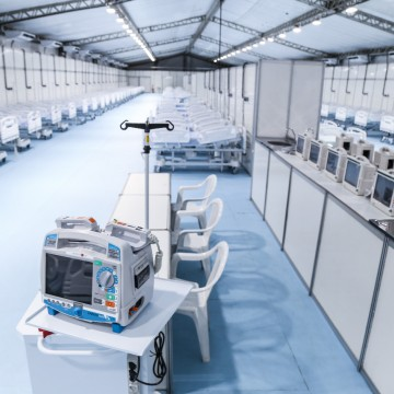 Sertão recebe estruturas de saúde e  258 leitos destinados à Covid-19