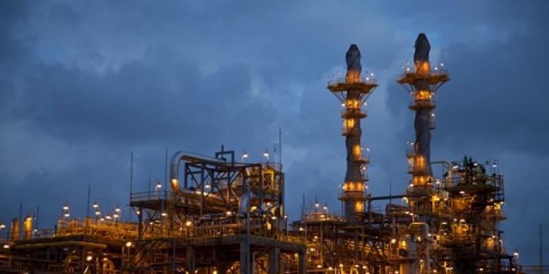 A refinaria fica localizada em Ipojuca, na Região Metropolitana do Recife