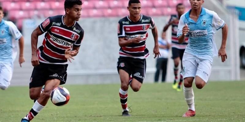 Atuando pela Copa do Nordeste Sub-20, o tricolor recebe o CSA/AL na Arena de Pernambuco, às 15h