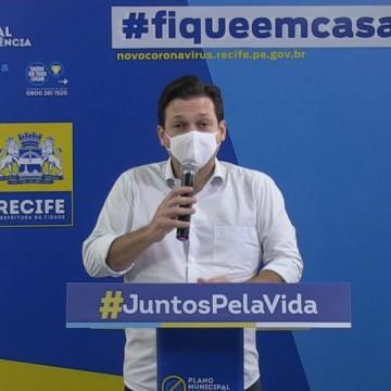 Prefeitura do Recife abre edital para comprar 500 mil máscaras de tecido