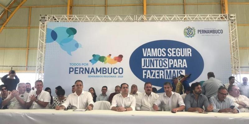 A novidade desta edição é a possibilidade de colaboração pela internet, com envio de sugestões pelo site participa.pe.gov.br