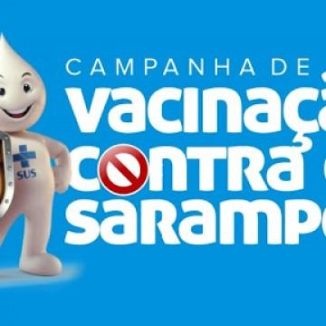 Campanha contra o sarampo vai até o dia 30 de agosto em Caruaru