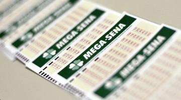 Mega-Sena acumula e próximo concurso deve pagar R$ 10 milhões