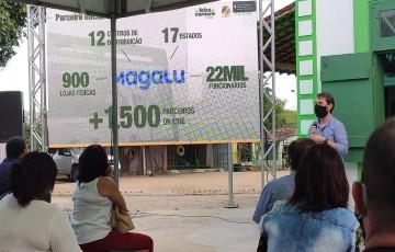 Prefeitura de Caruaru firma parceria com Magazine Luiza