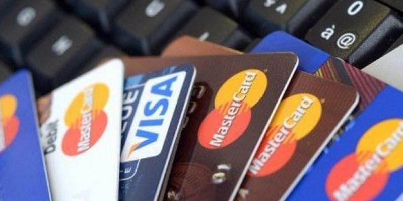 O cartão de crédito está em primeiro lugar entre os principais tipos de dívidas