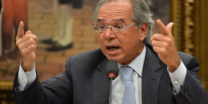 Plano é do ministro da economia Paulo Guedes