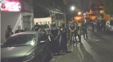 Confira imagens da operação da Polícia Federal realizada em Caruaru e São Caetano