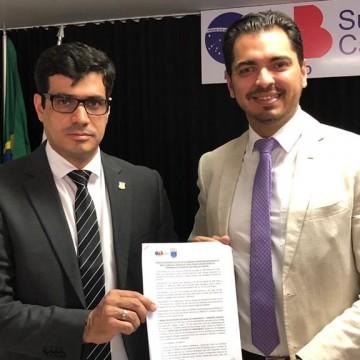 OAB Caruaru e Polícia Civil assinam termo para combater exercício ilegal da advocacia