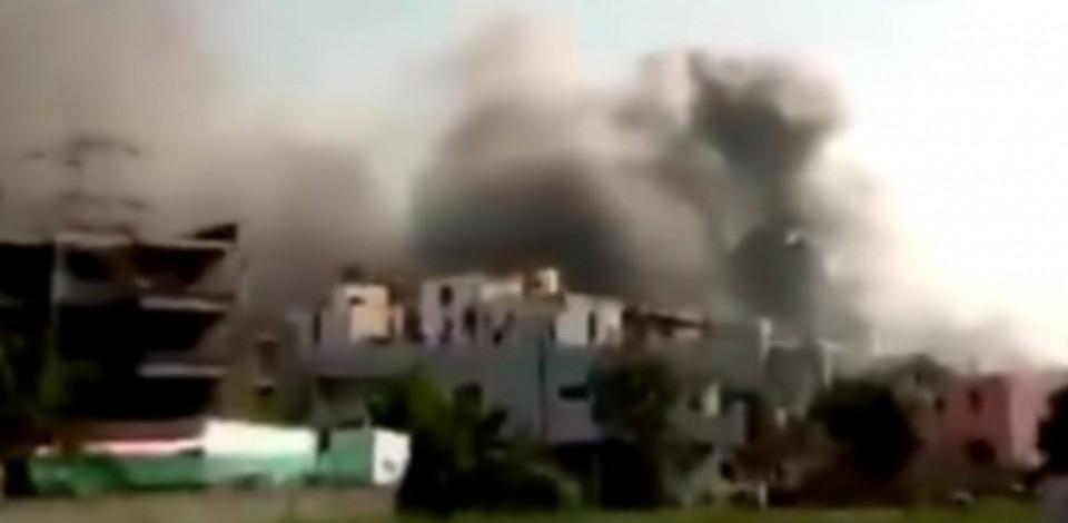 Sede de maior fabricante de vacinas do mundo é atingida por incêndio na Índia