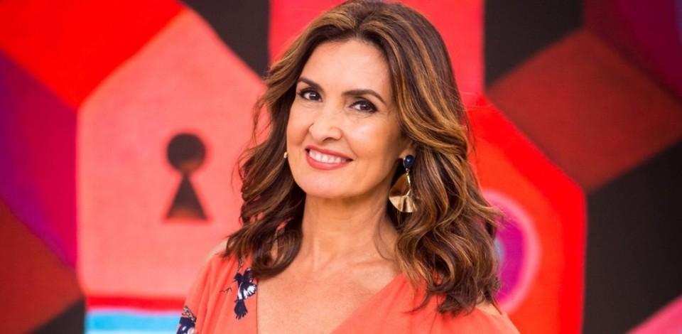Fátima Bernardes é diagnosticada com câncer no útero
