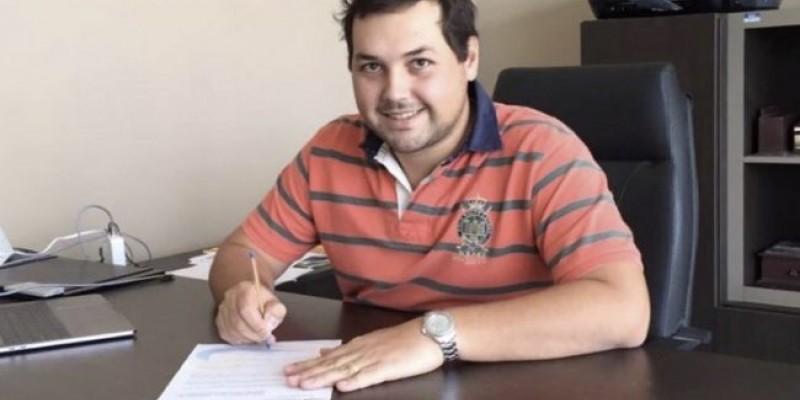 Advogados protocolaram, nesta terça (7), pedido para afastar o gestor de Tamandaré, Sérgio Hacker