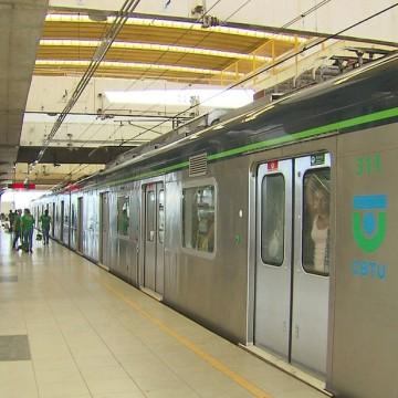 Metrô do Recife terá serviço reduzido no domingo (19) para manutenção da via