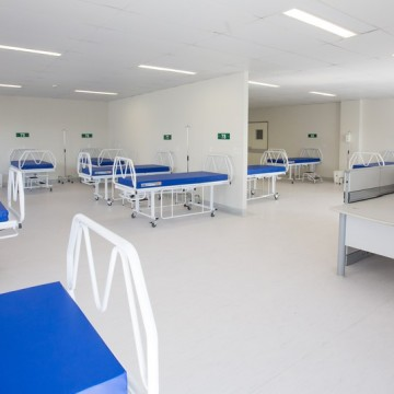 Goiana ganha hospital de referência no combate ao novo coronavírus