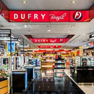 Limite de compras em free shops nacionais sobe para US$ 1mil