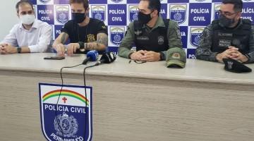 Organização criminosa responsável por tráfico de drogas e homicídios é desmantelada em Bonito, no Agreste de PE