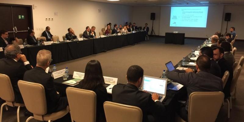 No local os representantes debateram as iniciativas que vão compor a versão do plano regional do desenvolvimento do Nordeste