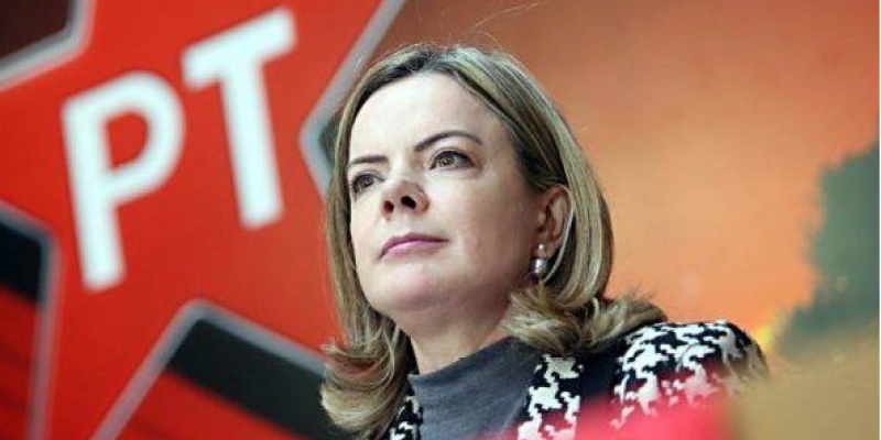 O programa conta com a participação da Deputada Federal Gleisi Hoffmann