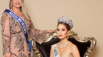 Miss PE faz ensaio para o MIss Brasil Mundo