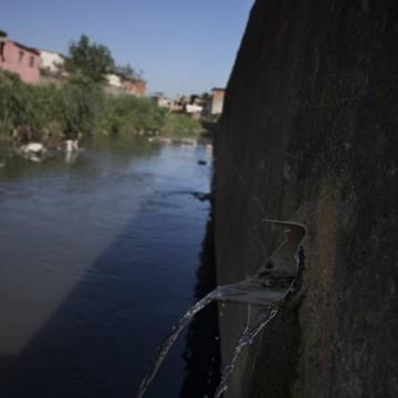 Pernambuco está entre os 14 estados que tratam apenas um terço do esgoto produzido