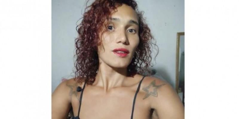 Fabiana da Silva Lucas, de 30 anos, foi morta com golpes de faca às margens da PE-160, no município de Santa Cruz do Capibaribe, no Agreste