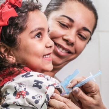 Terceira fase da campanha de vacinação contra a gripe começa segunda-feira (11)