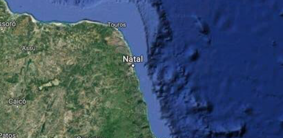 Vulcão entra em sinal amarelo de erupção e pode causar tsunami no Norte/Nordeste do Brasil