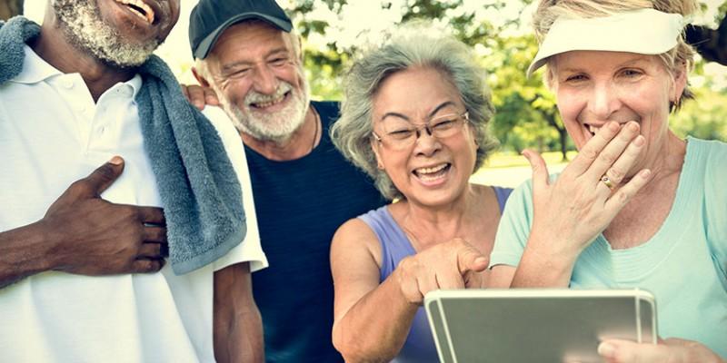 Em alusão ao Dia Nacional da Pessoa Idosa, comemorado em 1° de outubro, o evento virtual terá o tema