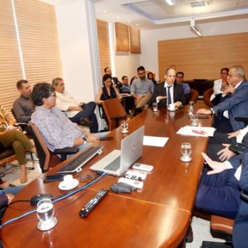 TCE é convidado a participar da criação do Marco de Inovação Tecnológica de PE